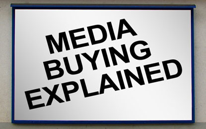 Media buying explained