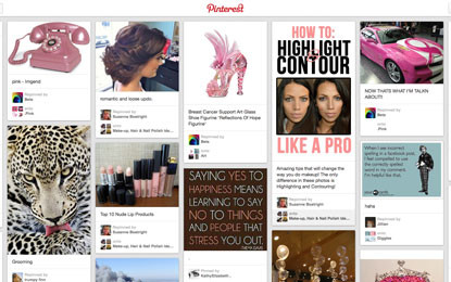 Latest Pinterest News