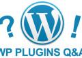 WordPress Plugins Q&A
