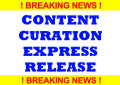"I Released ""Content Curation Express"""