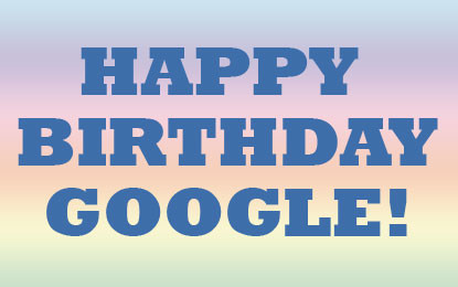 15 Years With Google