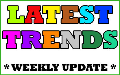 The Latest Trends of the Week